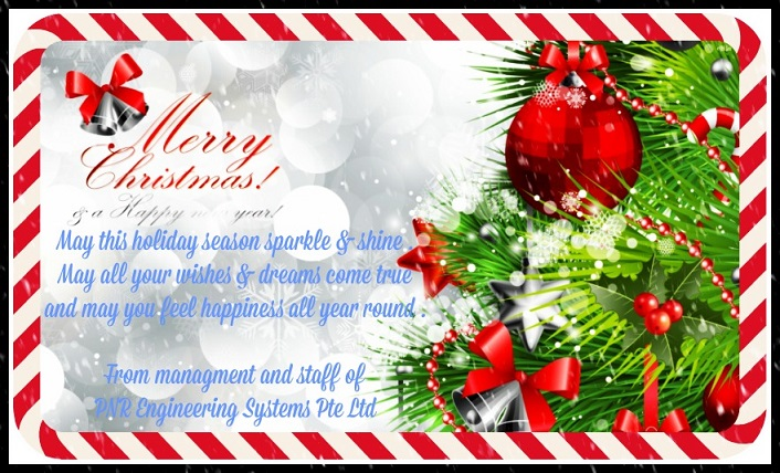 PNR Christmas greetings