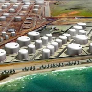 Petroleum Storage Terminal