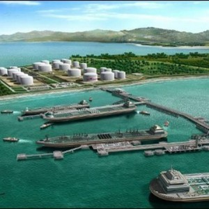 Petrolimex, Oil Terminal, Vietnam