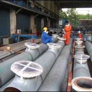 Horizon Oil Terminal Construction