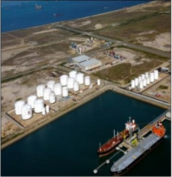 Vopak Oil and Chemical Terminal-3